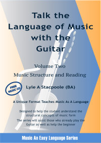 Talk the Language of Music with the Guitar Volume Two