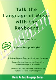 Talk the Language of Music with the Keyboards Volume One